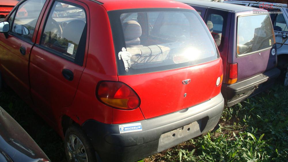 Dezmembrez Daewoo Matiz Dezmembrări auto în Zalau, Salaj Dezmembrari