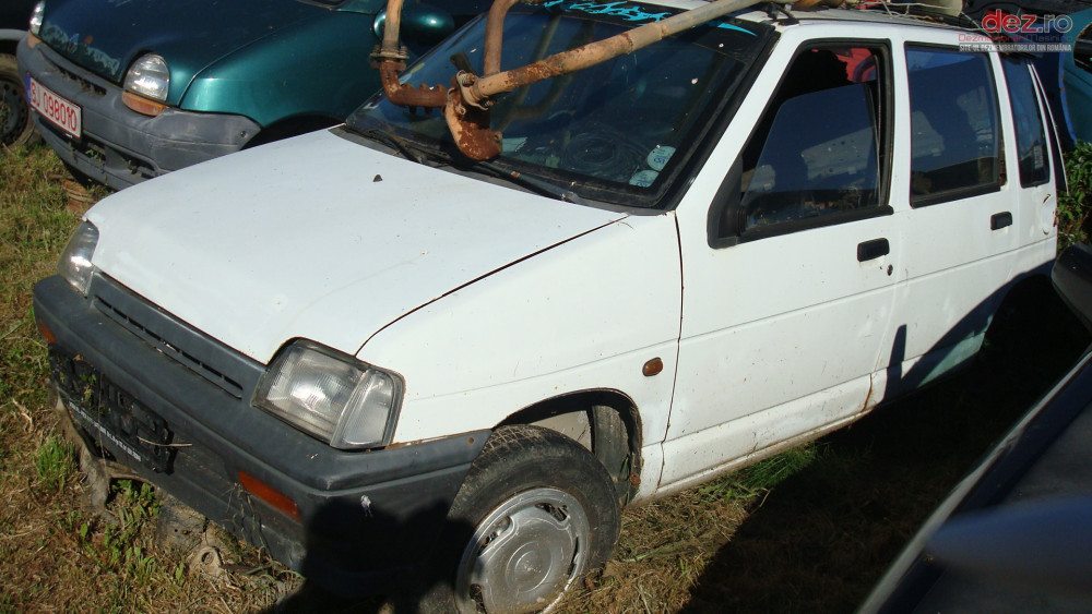 Dezmembrez Daewoo Tico Dezmembrări auto în Zalau, Salaj Dezmembrari