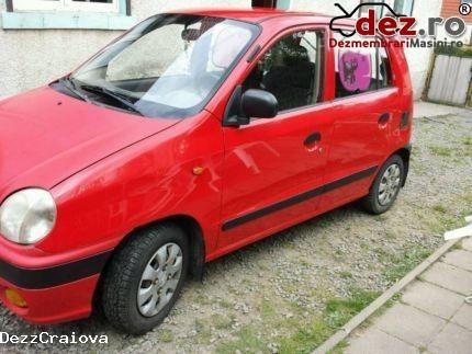 Dezmembrez Hyundai Atos 1 1 Benzina 2002  Dezmembrări auto în Malu Mare, Dolj Dezmembrari