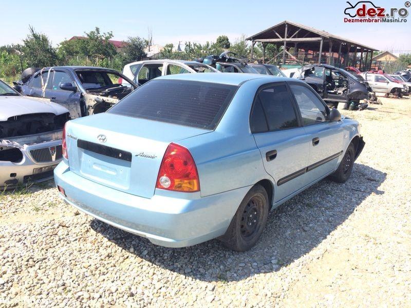 Dezmembrez Hyundai Accent 1 3 Benzina 2004  Dezmembrări auto în Malu Mare, Dolj Dezmembrari