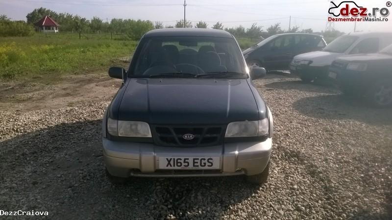 Dezmembrez Kia Sportage 2 0 Benzina 2000  Dezmembrări auto în Malu Mare, Dolj Dezmembrari