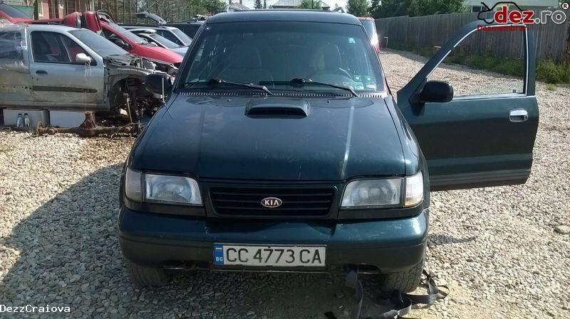 Dezmembrez Kia Sportage 2 0 Diesel 1999  Dezmembrări auto în Malu Mare, Dolj Dezmembrari