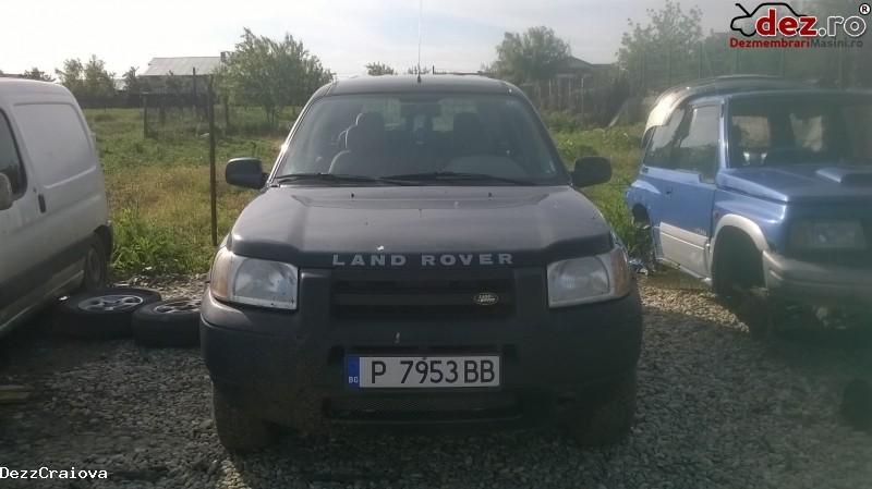 Dezmembrez Land Rover Freelander 1 8 16v 2004  Dezmembrări auto în Malu Mare, Dolj Dezmembrari
