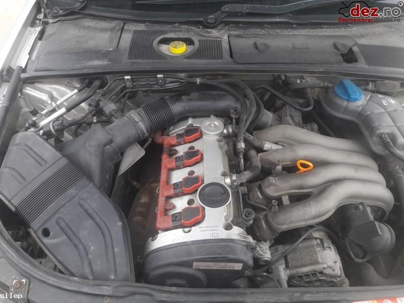 Dezmembrez Audi A4 2 0fsi 150cp Dezmembrări auto în Tulcea, Tulcea Dezmembrari