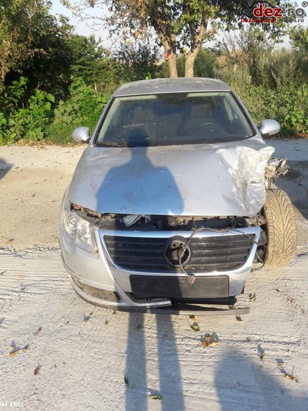 Dezmembrez Vw Passat B6 2006 2 0tdi 140cp 103kw Cod Motor Bmp Dezmembrări auto în Tulcea, Tulcea Dezmembrari