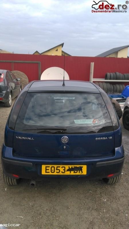 Dezmembrez Opel Corsa 2002 Dezmembrări auto în Botosani, Botosani Dezmembrari