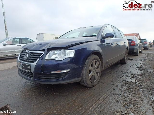 Dezmembrez Volkswagen Passat 2006 Dezmembrări auto în Botosani, Botosani Dezmembrari