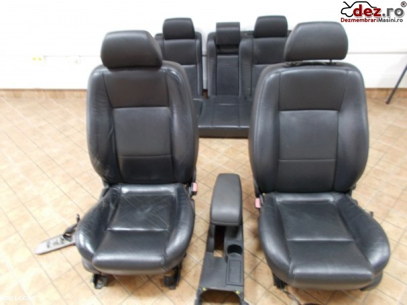 Vindem Interior Piele Ford Mondeo