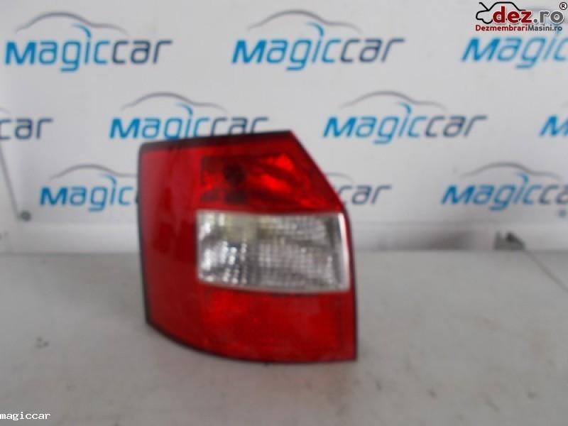 Lampa spate Audi A4 2002