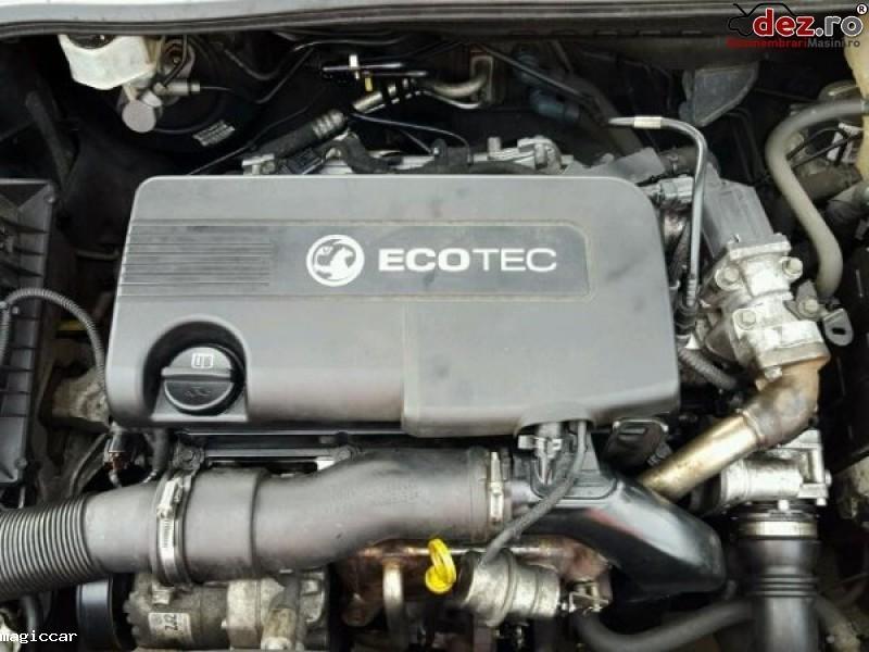 Motor fara subansamble Opel Astra J 2010 Piese auto în Botosani, Botosani Dezmembrari