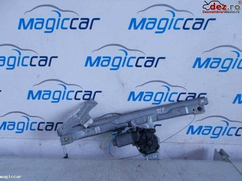 Macara usa Peugeot 207 2007