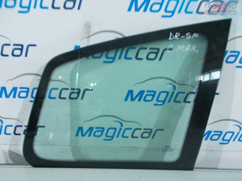 Geam Lateral Fix Ford Focus C Max (2007 2010) Piese auto în Botosani, Botosani Dezmembrari