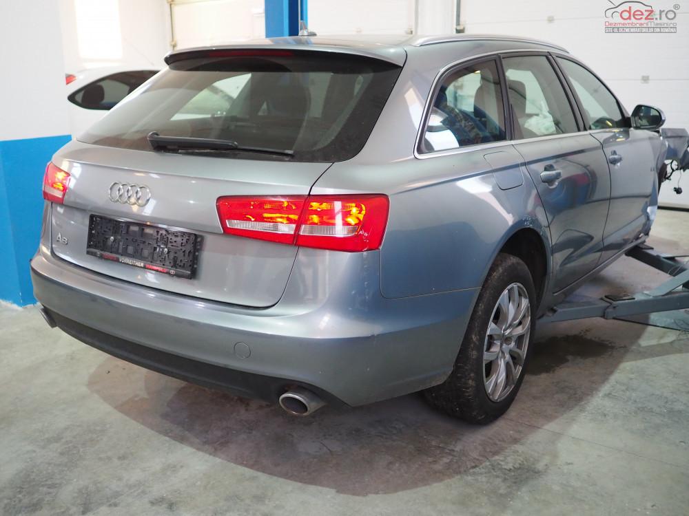 Dezmembrez Audi A6 2012 4 X 4 3 Tdi / 245 Cp Dezmembrări auto în Craiova, Dolj Dezmembrari