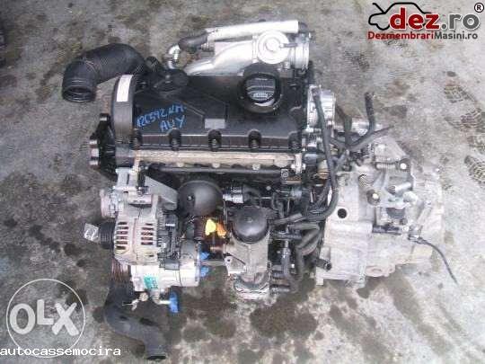 Motor complet Volkswagen Sharan 2003 Piese auto în Baia Mare, Maramures Dezmembrari