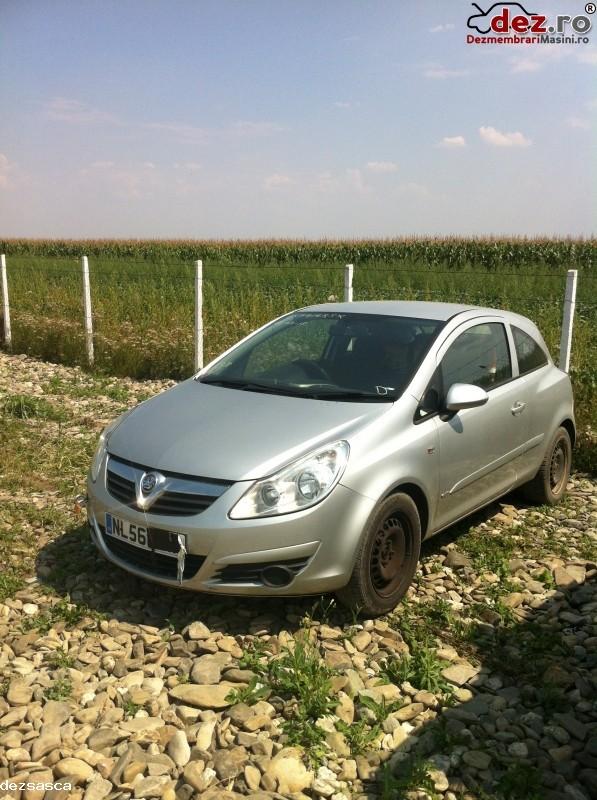 Dezmembrez Opel Corsa 1 2i 2009 în Falticeni, Suceava Dezmembrari
