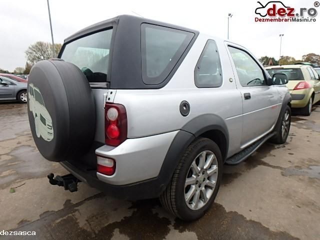 Dezmembrez Land Rover Freelander 1 8i 2 0td4 An 2001 200 Si 2006 în Falticeni, Suceava Dezmembrari