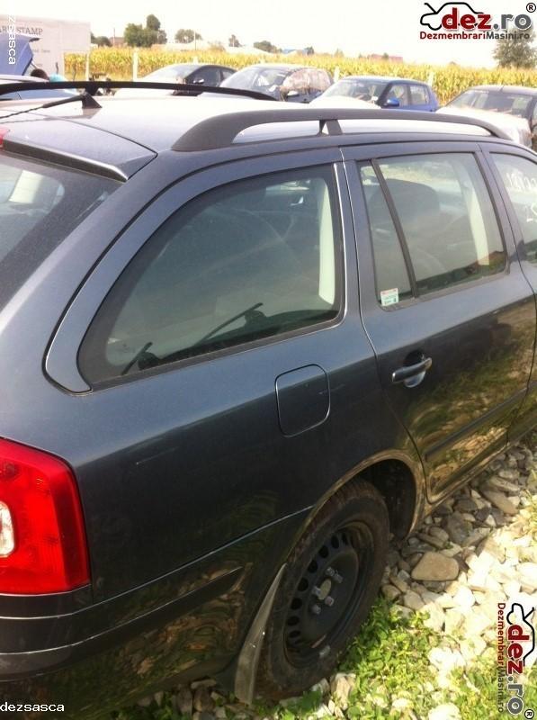 Dezmembrez Skoda Octavia 1 9 2 0diesel 1 6 Benzina 2008 în Falticeni, Suceava Dezmembrari
