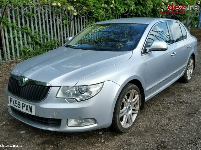 Imagine Dezmembrez Skoda Superb An 2009 Motorizare 1 6d 2 0d in Falticeni
