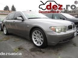 Dezmembrez Bmw Seria 7 An 2005 Motorizare 3 0 Diesel Dezmembrări auto în Falticeni, Suceava Dezmembrari