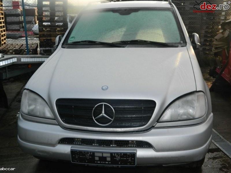Dezmembrez Mercedes ML Class 2000 Dezmembrări auto în Alesd, Bihor Dezmembrari