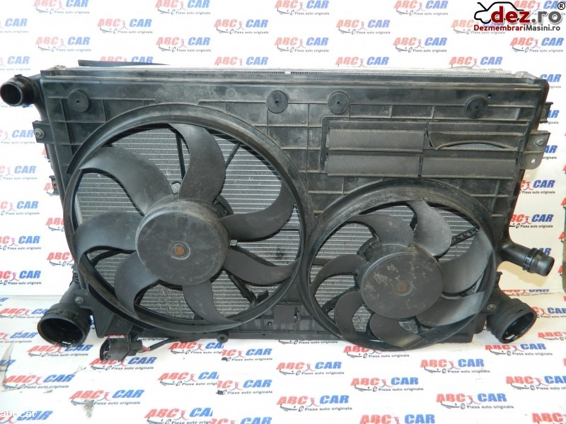 Radiator clima Volkswagen Passat B6 2008 cod 3C0820411C
