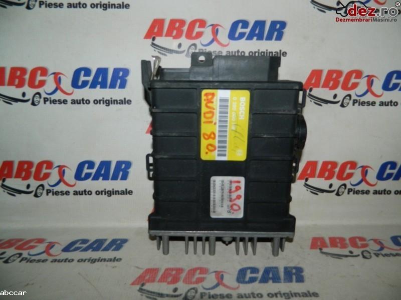 Calculator motor Fiat Uno 1995 cod 0280000714 Piese auto în Alesd, Bihor Dezmembrari