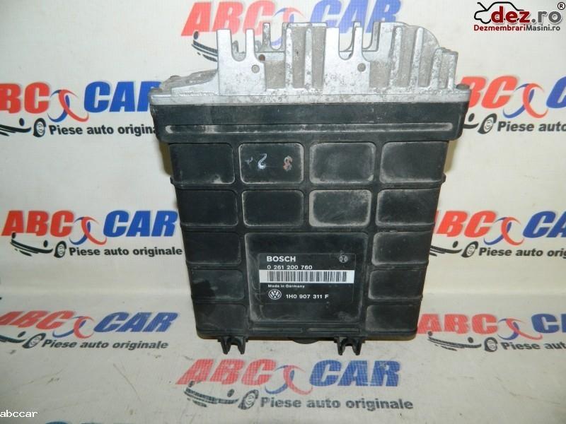 Calculator motor Volkswagen Vento 1993 cod 1H0907311F Piese auto în Alesd, Bihor Dezmembrari
