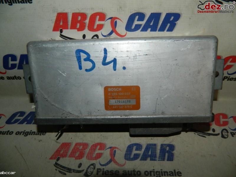 Calculator unitate abs Audi 80 B3 1995 cod 443907379C Piese auto în Alesd, Bihor Dezmembrari