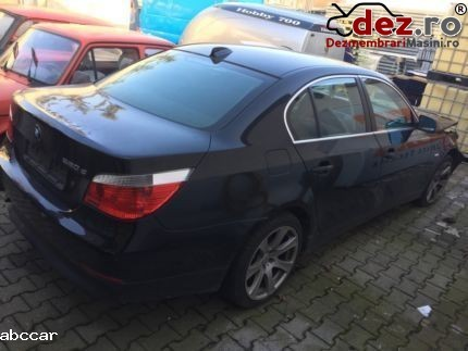 Dezmembrez Bmw Seria 5 E60 E61  Dezmembrări auto în Alesd, Bihor Dezmembrari