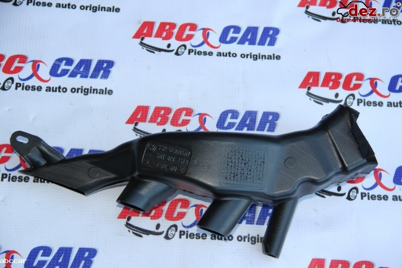 Aeroterma habitaclu Audi Q3 8U 2012 cod 5M1819151A