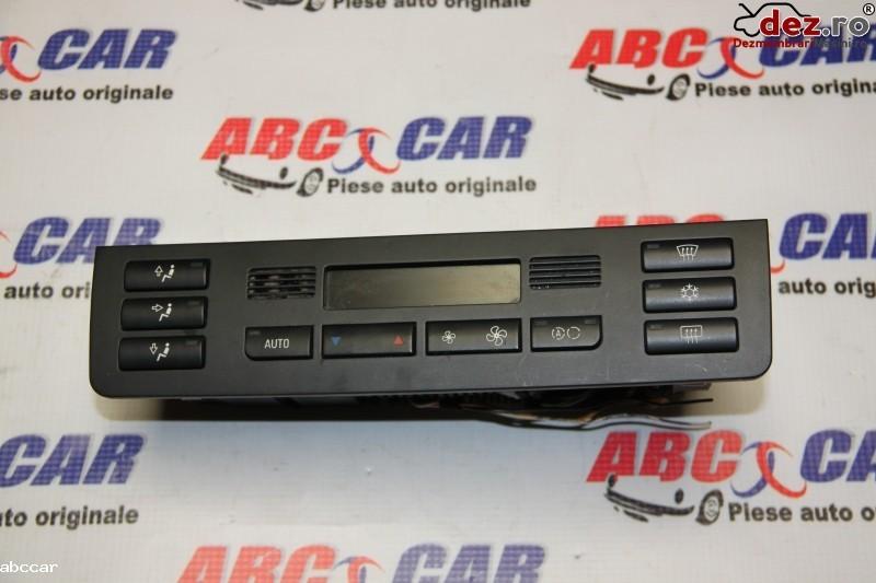 Comenzi clima BMW Seria 3 E46 2002 cod 64.116931601