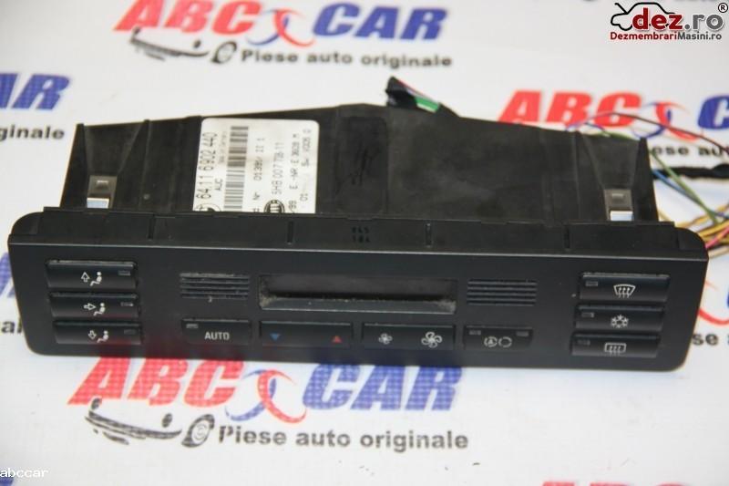 Comenzi clima BMW Seria 3 E46 2002 cod 64.116902440