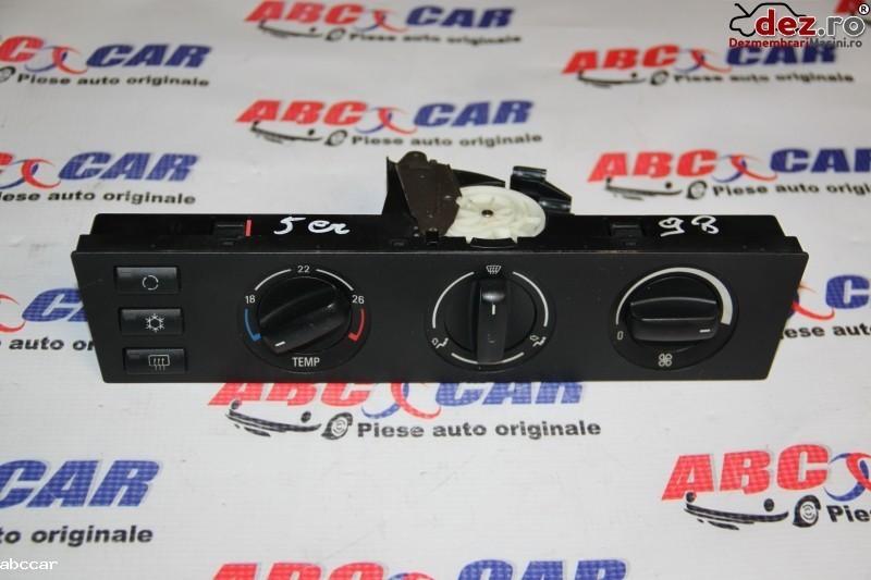 Comenzi clima BMW Seria 5 E39 2002 cod 64.11-6905031