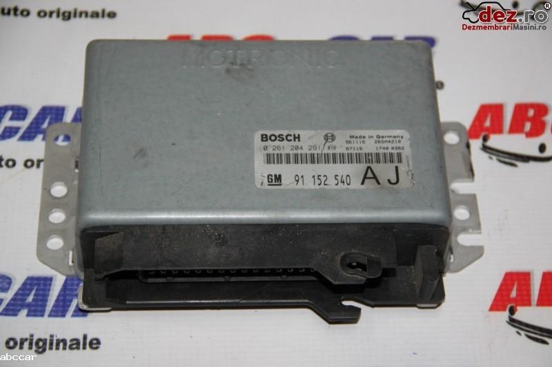 Calculator motor Opel Frontera 2001 cod 91152540AJ Piese auto în Alesd, Bihor Dezmembrari