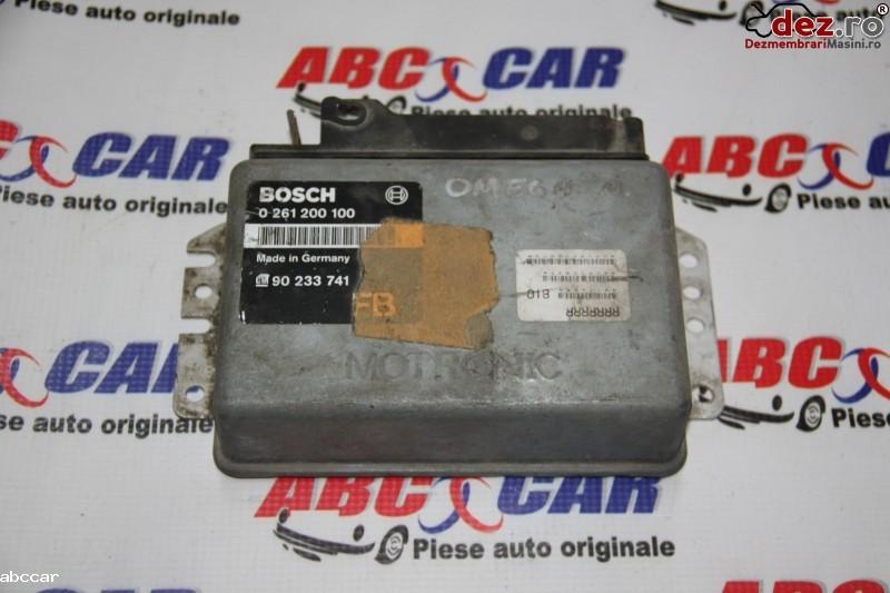 Calculator motor Opel Omega 1993 cod 90233741FB Piese auto în Alesd, Bihor Dezmembrari