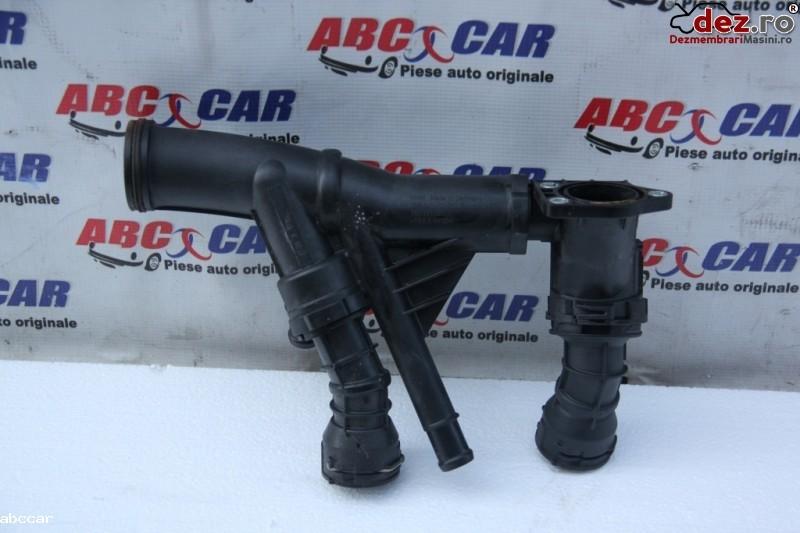 Carcasa Termostat Vw Arteon 2 0 Tdi Cod 04l121026f Model 2018 Dezmembrări auto în Alesd, Bihor Dezmembrari
