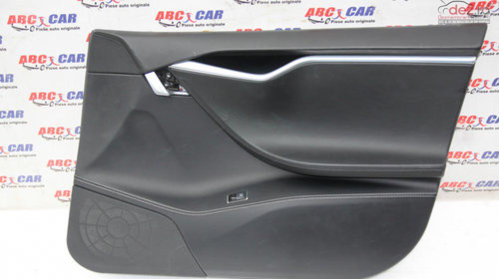 Tapiterie Usa Dreapta Fata Tesla Model S 2012  Prezent  Piese auto în Alesd, Bihor Dezmembrari