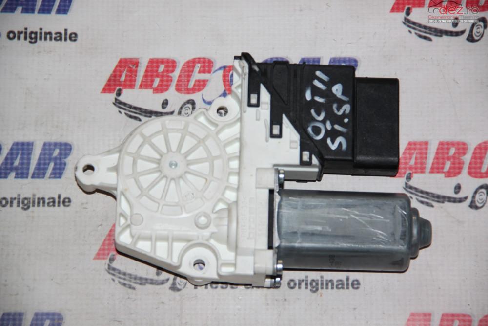 Motoras Macara Stanga Spate Skoda Octavia 2 (1z3) 2004 2013 5k0959795 774 60106 Dezmembrări auto în Alesd, Bihor Dezmembrari