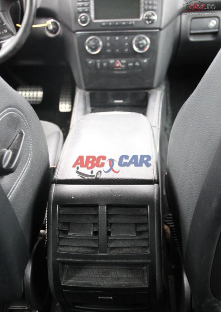 Interior Complet Din Piele Si Alcantara Mercedes Ml Class W164 2006 20 Dezmembrări auto în Alesd, Bihor Dezmembrari