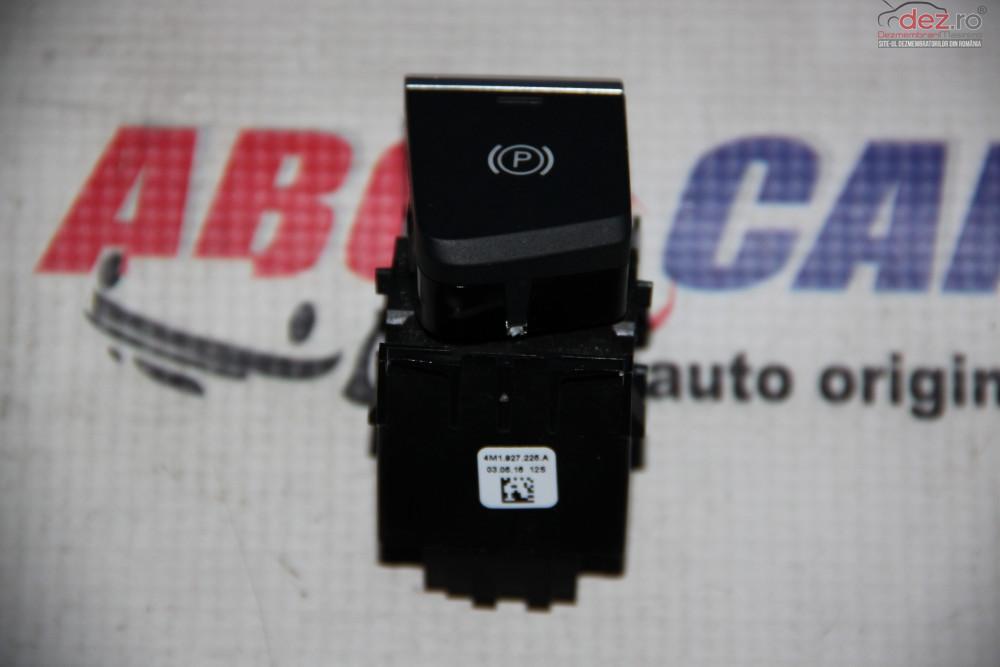 Buton Frana De Mana Audi A6 4k C82018 Prezent cod 4M1927225A