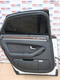 Macara Usa Stanga Spate Audi A8 D3 4e 2003 2009 Piese auto în Alesd, Bihor Dezmembrari