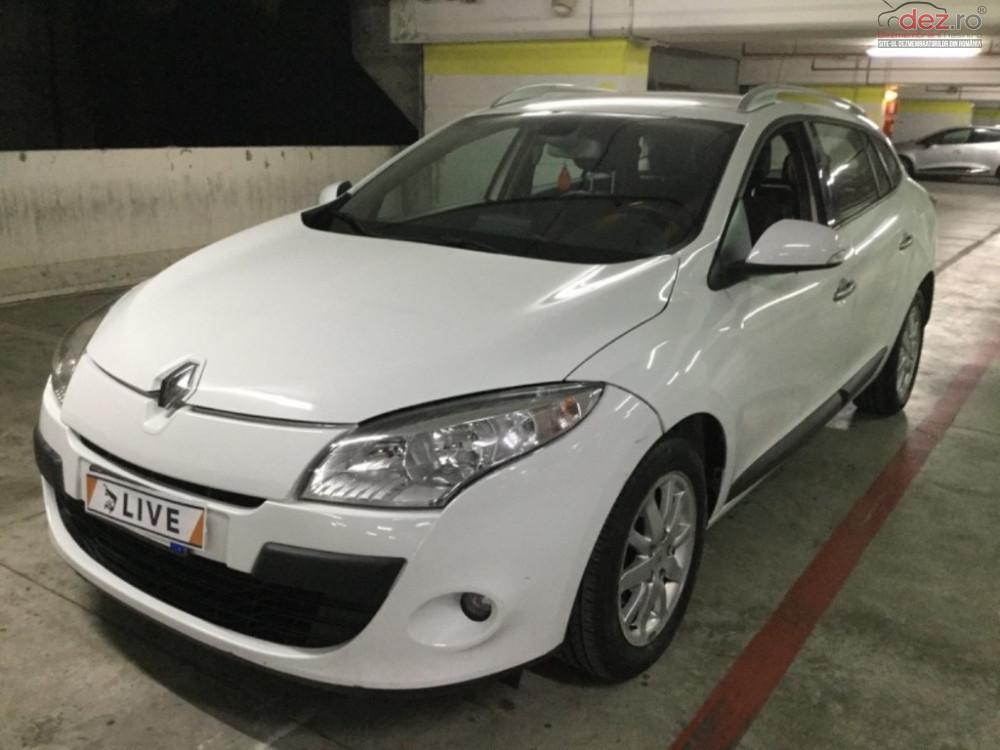 Dezmembrez Renault Megane 3 Break 1 5 Dci 110 Cai Euro 5