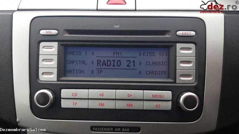 Sistem audio Volkswagen Passat B6 2006 în Suceava, Suceava Dezmembrari