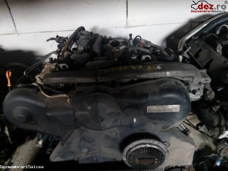 Motor complet Skoda Superb 2007 cod bdg în Suceava, Suceava Dezmembrari