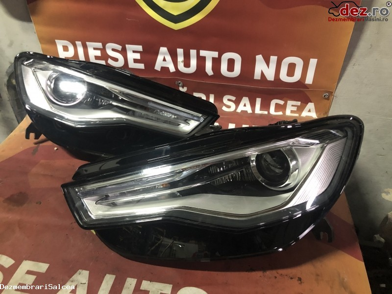 Far Audi A6 2016 Piese auto în Suceava, Suceava Dezmembrari