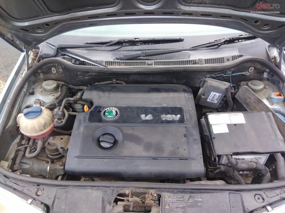 Dezmembrez Skoda Fabia 1 4i Cod Motor Aub Cutie Manuala 5 1 An 2005 în Suceava, Suceava Dezmembrari