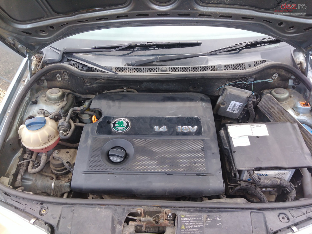 Motor Skoda Fabia 1 4i Cod Motor Aud cod aud în Suceava, Suceava Dezmembrari