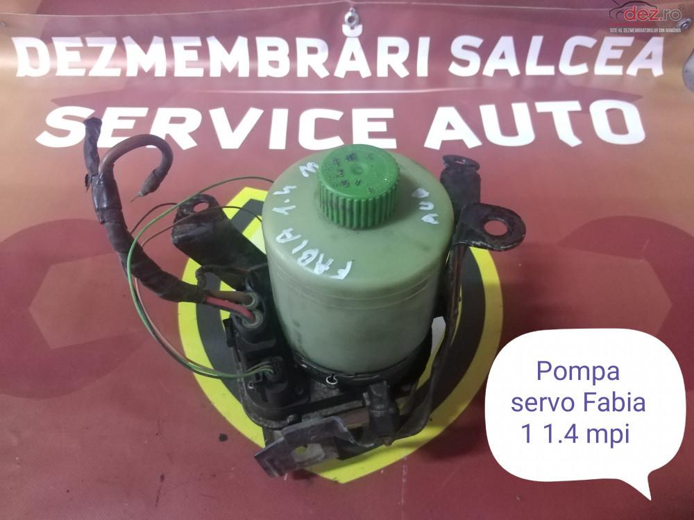 Pompa Servodirectie Skoda Fabia Mk1 1 4 Mpi Trw cod oem în Suceava, Suceava Dezmembrari