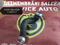 Furtun Turbo Mercedes C Class W203 2 7 cod oem Piese auto în Suceava, Suceava Dezmembrari