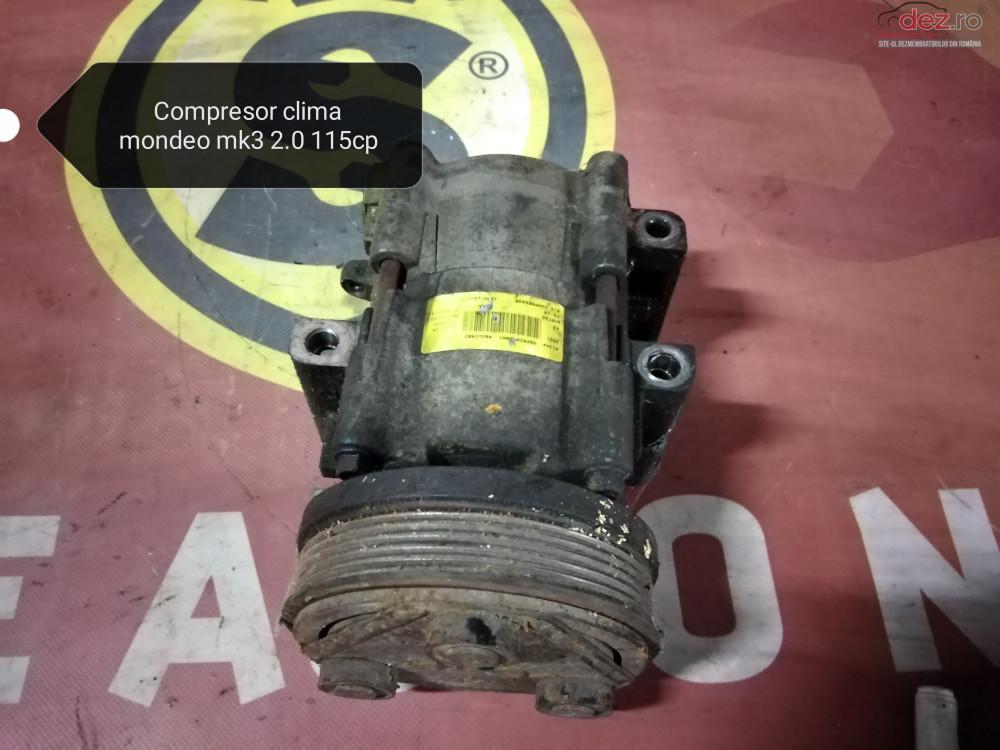 Compresor Clima/ Ac Ford Mondeo Mk3 2 0 Tdci cod oem Piese auto în Suceava, Suceava Dezmembrari